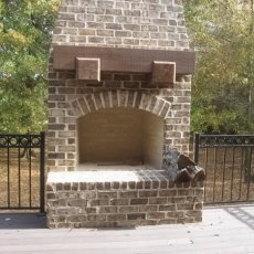 Outdoor Fireplace Firepits